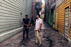 In Panama, Restoring Streets And Reforming Gangs At The S...