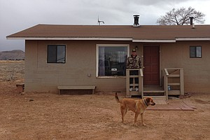 Solar Power Makes Electricity More Accessible On Navajo Reservation