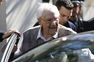 Ex-Auschwitz Guard Says He Was 'Morally Complicit' In Atr...