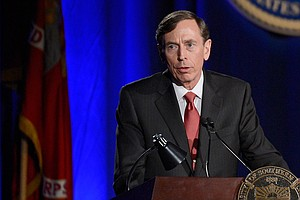 Gen. David Petraeus Will Be Sentenced Thursday Over Secret Notebooks