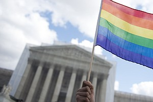 Pop-Up Podcast: Same-Sex Marriage And The Supreme Court