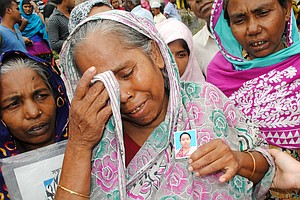 2 Years After Garment Factory Collapse, Are Workers Any S...