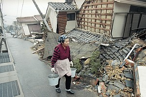 Measuring Earthquakes With More Than Just The Magnitude S...