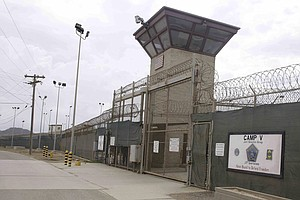 GOP Measure Would Make It Harder For Obama To Empty Guantanamo