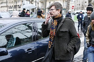 'Charlie Hebdo' Cartoonist Says He Will No Longer Draw Pr...