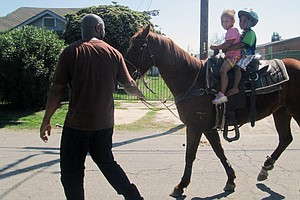 Compton's Cowboys Keep The Old West Alive, And Kids Off The Streets