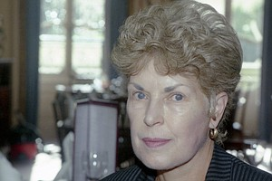 Novelist Ruth Rendell, Author Of 'Wexford' Books, Dies At 85