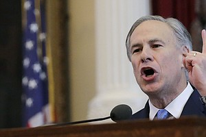 Texas Governor Deploys National Guard To Stave Off Obama Takeover