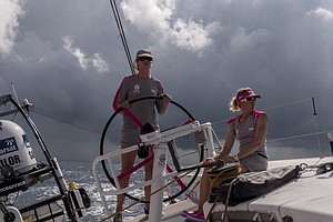 A Boat Of Their Own: All-Women Team Tackles Sailing's Tou...