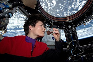 Space Shot: Italian Astronaut 'Boldly' Brews Espresso On ...