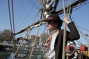 Replica Of Lafayette's Ship Re-Creates Historic Voyage To...