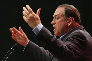 Can Huckabee Overcome The 'New Car Smell' of Other Candid...