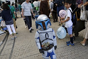 May The Fourth Be With You: 'Star Wars' Fans Celebrate A ...