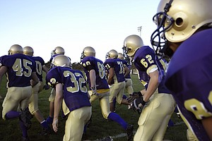 Concussions Are Most Likely During Practice In High School And College