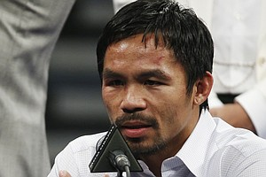 Pacquiao Sued For Failing To Disclose Injury Before 'Figh...