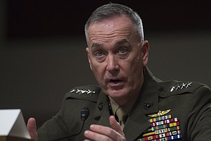 Obama Will Nominate Marine General As Next Joint Chiefs Chairman