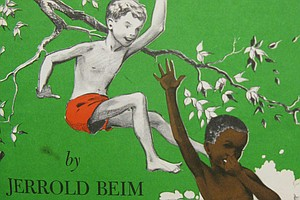 4 Hot-Button Kids' Books From The '50s