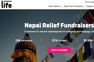 Crowdfunded Campaigns For Nepal Are Huge. Is That A Good Way To Give?
