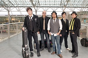 What's In A Name? Band Founder Fights Government To Retain 'The Slants'