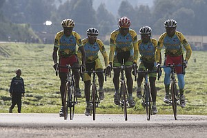 How Bicycles Are Helping To Heal Rwanda