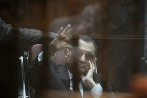Mubarak And Sons Sentenced (Again) To 3 Years For Corruption