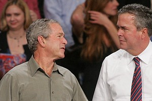 Jeb Bush Would Have Authorized Iraq War — Even Knowing Wh...