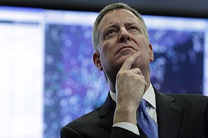 NYC Mayor Seeks National Spotlight, New 'Contract With America'