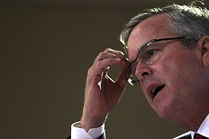 Jeb Bush Backtracks On Iraq, Says He 'Interpreted The Question Wrong, I Guess'