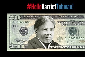 Harriet Tubman Wins Unofficial Contest To Be On $20 Bill