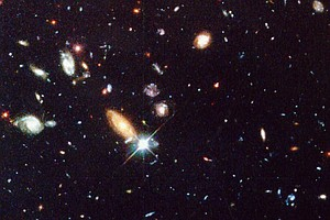 Why Do Most Galaxies Die? It's A Case Of Strangulation, Scientists Say