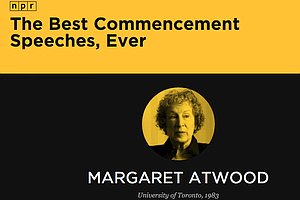 Words Of Wisdom: Commencement Speeches Are Back