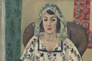 Looted By The Nazis, Matisse's 'Seated Woman' Finally Finds Her Way Home