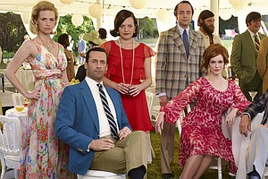 'Mad Men' Finale: A Love Letter To Fans Filled With Mostl...