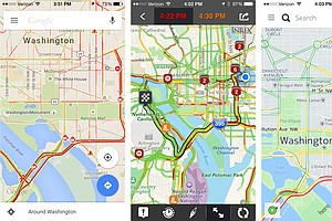 The Tech Behind Traffic Apps: How (Well) Do They Work?