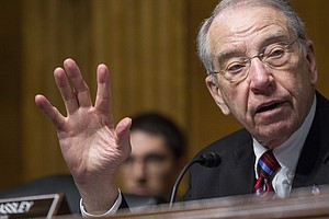 Grassley To Justice Department: Crack Down On Medicare Advantage Overbilling