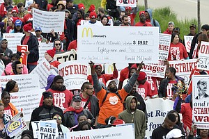McMadness: Activists Pile On At McDonald's Shareholders M...