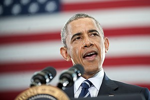 In Speech, Obama Will Cast Climate Change As 'Immediate R...