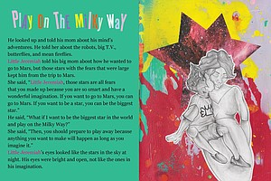 Lovely Illustrations From The Story Of A Black Boy Who Dr...