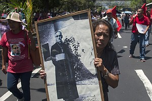 What Archbishop Romero's Beatification Means For El Salva...
