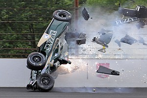 Pre-Race Day, Indy 500 Struggles With Flying Cars