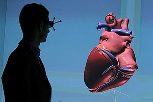 The Future Of Cardiology Will Be Shown In 3-D