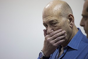Ex-Israeli Leader Ehud Olmert Sentenced To 8 Months In Co...