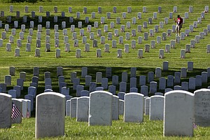 On Memorial Day, Obama Honors Sacrifices Of Service Members