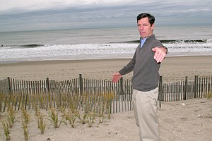 Property Owners Throw Cold Water On N.J. Shore Protective Dunes Plan
