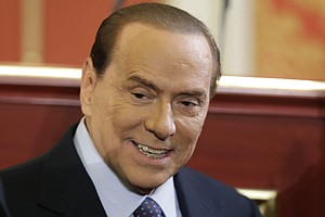 Italy's Berlusconi Discovers Social Media As A Campaign Tool