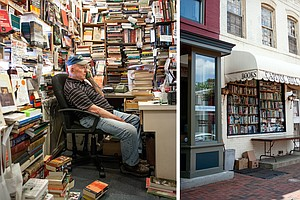 The Technology Of Books Has Changed, But Bookstores Are H...