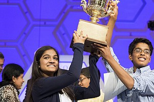 National Spelling Bee Crowns Co-Champs For Second Straigh...