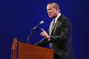 George Pataki Announces 2016 Presidential Bid