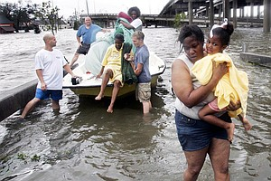 10 Years Since Katrina: A Look Back At The Busiest Hurric...