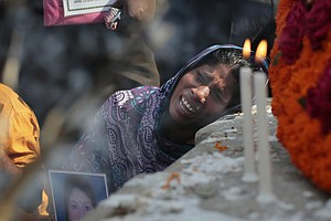 Murder Charges In Bangladesh Over 2013 Garment Factory Co...